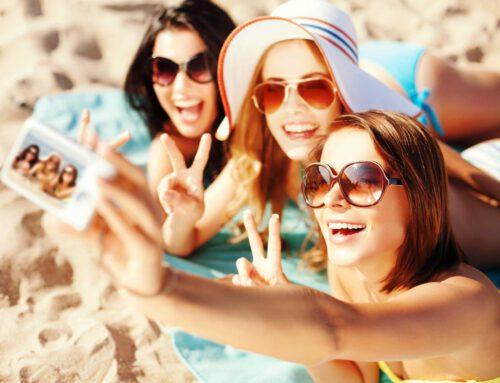 Urlaubs-Selfie lädt Einbrecher ein