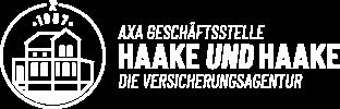 AXA Versicherung – Haake & Haake oHG Logo